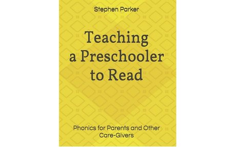 Free pdf for parents of preschoolers and for homeschoolers