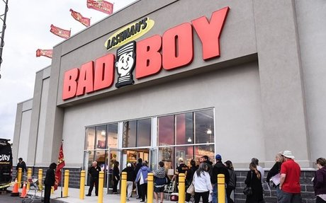 "Iconic ""Bad Boy Furniture"" Chain Expanding into New Markets"