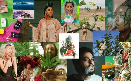 The Top 52 Instagram Accounts in Cannabis