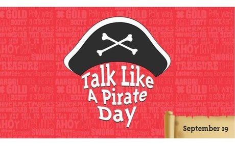 International Pirate Day Party