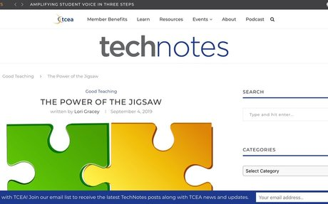 The Power of the Jigsaw • TechNotes Blog