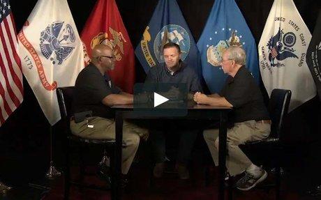 Cherokee Veterans Community with Pastor Jeremy Morton