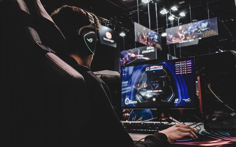 Why Online Gaming Is the Ultimate Way to Switch Off