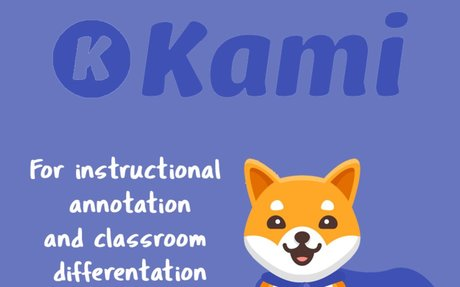 Kami for Differentiation | Learning Hub modules by Michelle