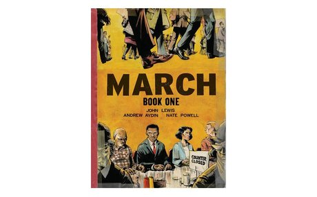 *March, Book One (also Two & Three)
