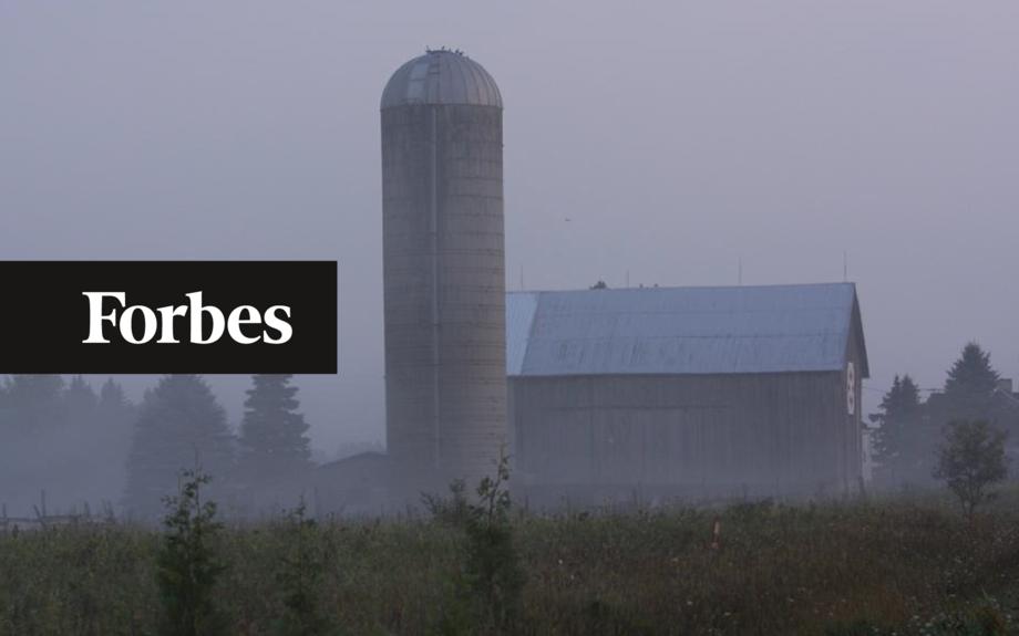 Farm Tech Meets FinTech — Grain Silos And Data Silos