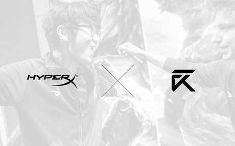 Excel Esports finds peripheral partner in HyperX