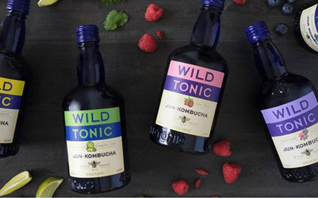 WILD TONIC Becomes First Boozy Kombucha to Land in Hawaii - Food & Beverage Magazine