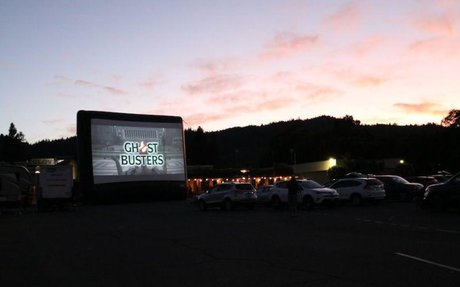 Saturdays at the Drive-In, July 20