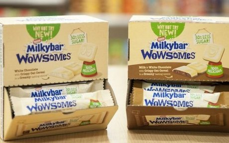 Nestle axes low sugar chocolate over 'underwhelming' demand