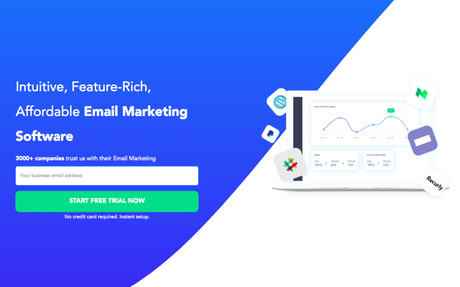 Email Marketing Software - SendX