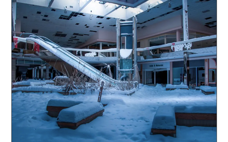 RETAIL // Retail Apocalypse Hits High End Malls, Leading To Landlord Deal