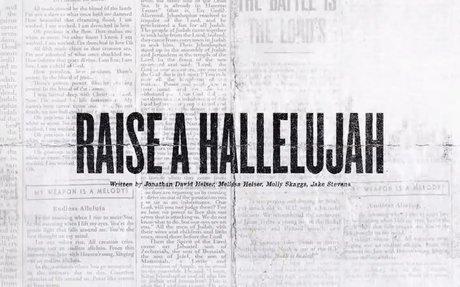 Raise A Hallelujah (Official Lyric Video) - Bethel Music, Jonathan & Melissa Helser   VICTORY