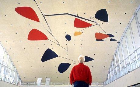 How Alexander Calder Made Modern Art Move