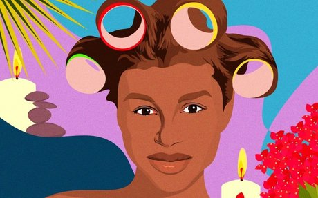 When Hair Care Is Self-Care