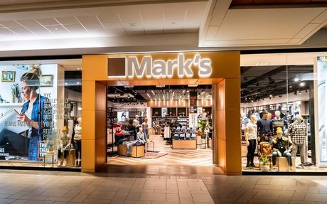 Canadian Retailer 'Mark's' Launches New Mall Concept Store [Photos]