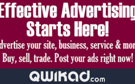 QwikAd.com Classified Ads & Marketplace,Fast,Easy to use, effective that's exactly ...
