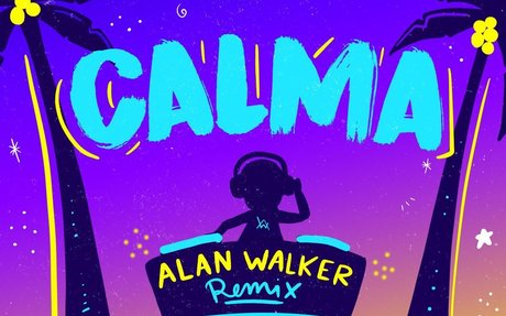 Alan Walker - Calma (Alan Walker Remix)