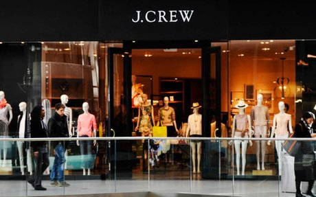 BRAND HIGHLIGHT // J. Crew Files for Bankruptcy In Virus's First Big Retail Casualty