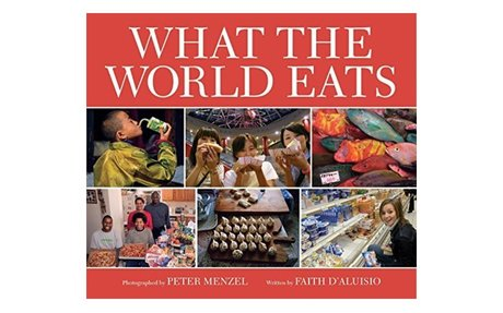 *What the world eats