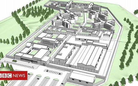 Police object to Full Sutton 'super prison' plans