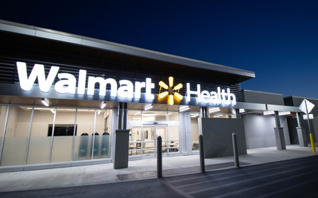 BRAND HIGHLIGHT // Walmart To Expand Health Centers To Florida