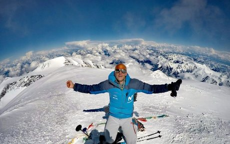Karl Egloff rekordowo na Denali. 11:44 tam i z powrotem…