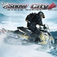 Snow City  Cycle Marine